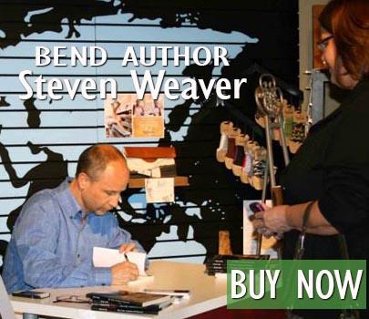 Bend Oregon Author Steven Weave